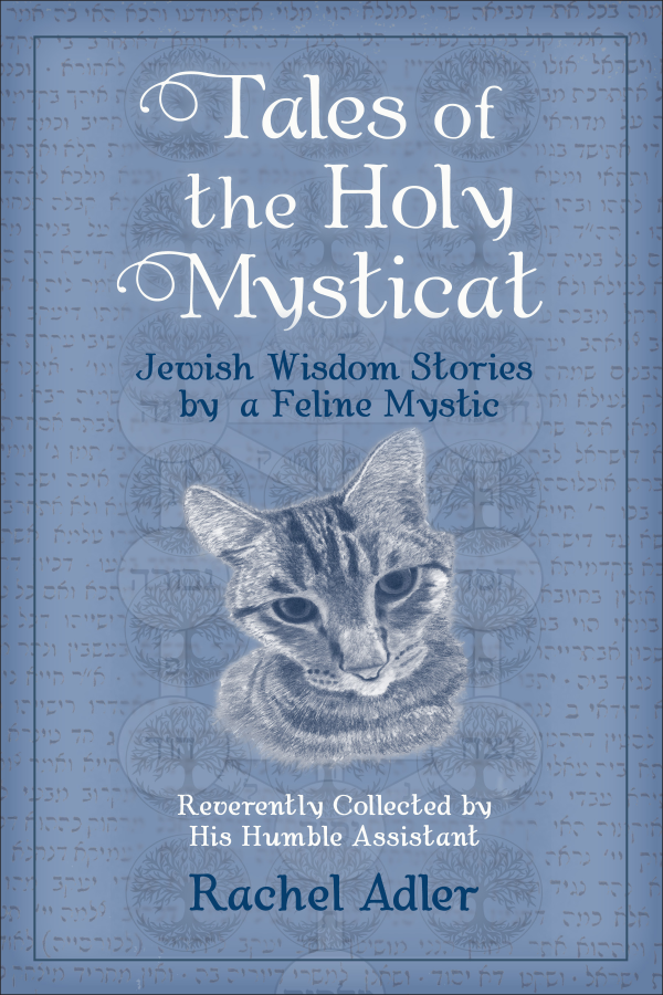 Book cover of Tales of the Holy Mysticat